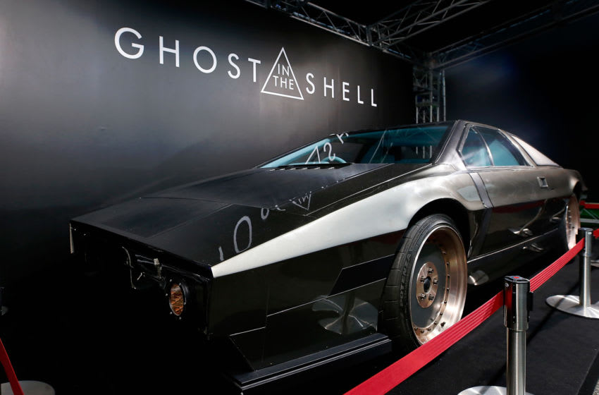 TOKYO, JAPAN - NOVEMBER 13: The atmosphere during the global trailer launch for Paramount Pictures' 'Ghost in the Shell' at the Tabloid on November 13, 2016 in Tokyo, Japan. (Photo by Tomohiro Ohsumi/Getty Images for Paramount Pictures)
