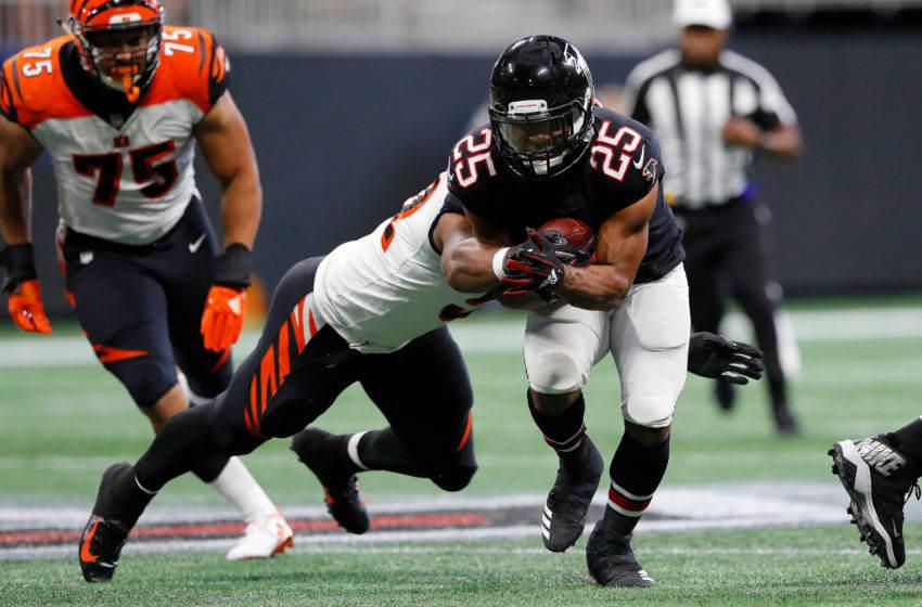 Atlanta Falcons, Ito Smith (Photo by Kevin C. Cox/Getty Images)