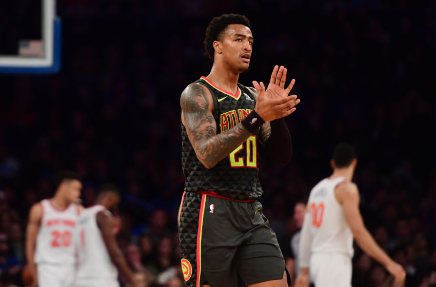 Atlanta Hawks, John Collins (Photo by Sarah Stier/Getty Images)