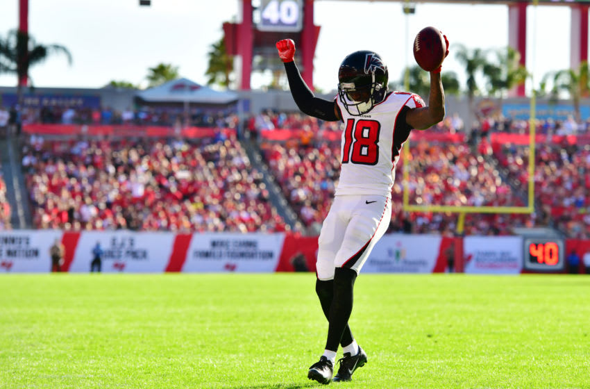 Atlanta Falcons, Calvin Ridley (Photo by Julio Aguilar/Getty Images)