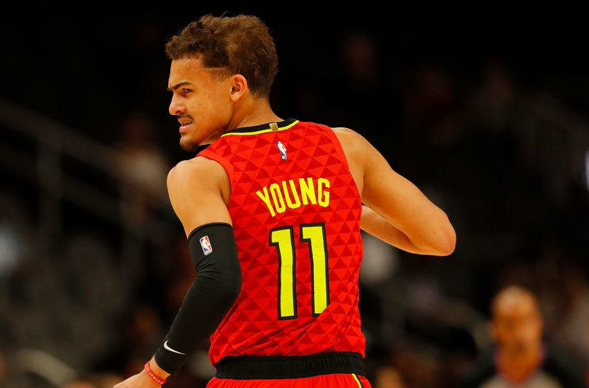 Atlanta Hawks, Trae Young (Photo by Kevin C. Cox/Getty Images)