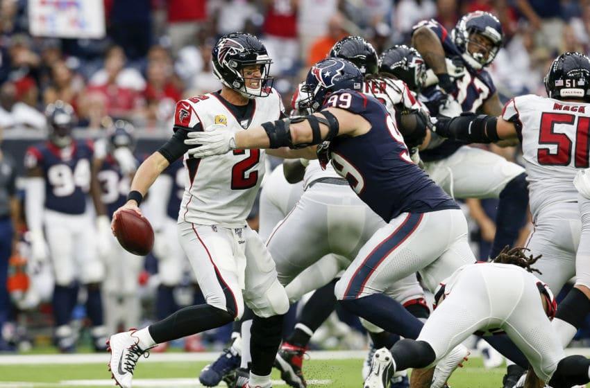Atlanta Falcons, Matt Ryan (Photo by Tim Warner/Getty Images)
