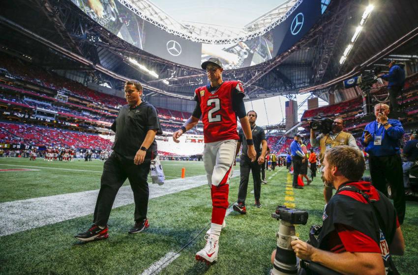 Atlanta Falcons, Matt Ryan (Photo by Todd Kirkland/Getty Images)