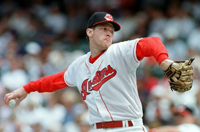 Cleveland Indians starting pitcher Orel Hershiser (Photo by KIMBERLY BARTH/AFP via Getty Images)