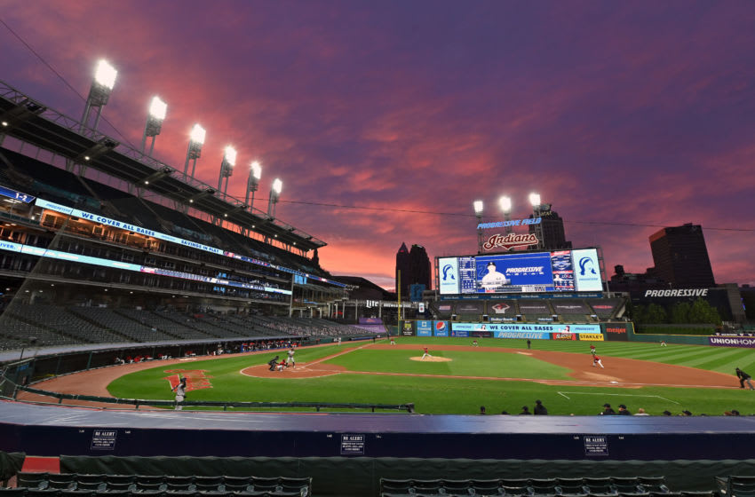 Progressive Field (Photo by Jason Miller/Getty Images)