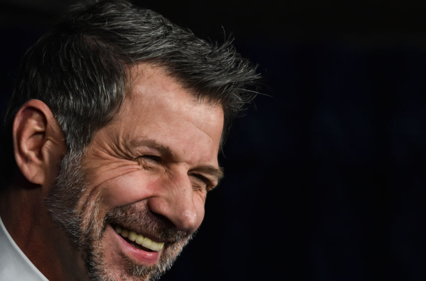 MONTREAL, QC - JANUARY 07: Montreal Canadiens Marc Bergevin (Photo by Minas Panagiotakis/Getty Images)