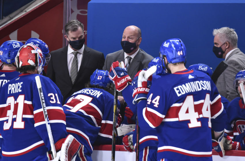 MONTREAL, QC - FEBRUARY 04: Montreal Canadiens (Photo by Minas Panagiotakis/Getty Images)