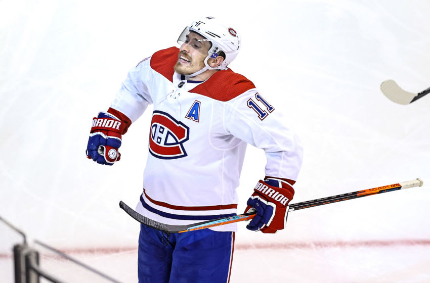 TORONTO, ONTARIO - AUGUST 19: Brendan Gallagher Montreal Canadiens. (Photo by Elsa/Getty Images)