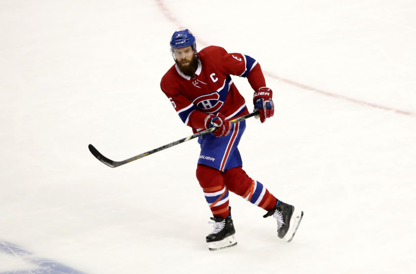 TORONTO, ONTARIO - JULY 28: Shea Weber Montreal Canadiens (Photo by Andre Ringuette/Freestyle Photo/Getty Images)