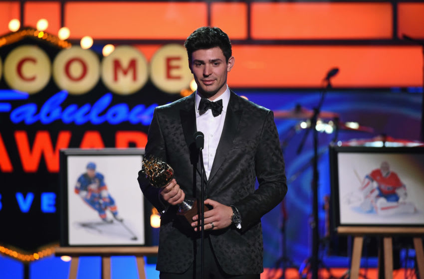 LAS VEGAS, NV - JUNE 24: Carey Price of the Montreal Canadiens. (Photo by Ethan Miller/Getty Images)