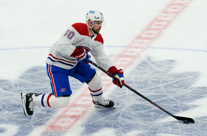 May 20, 2021; Toronto, Ontario, CAN; Montreal Canadiens Tomas Tatar Mandatory Credit: John E. Sokolowski-USA TODAY Sports