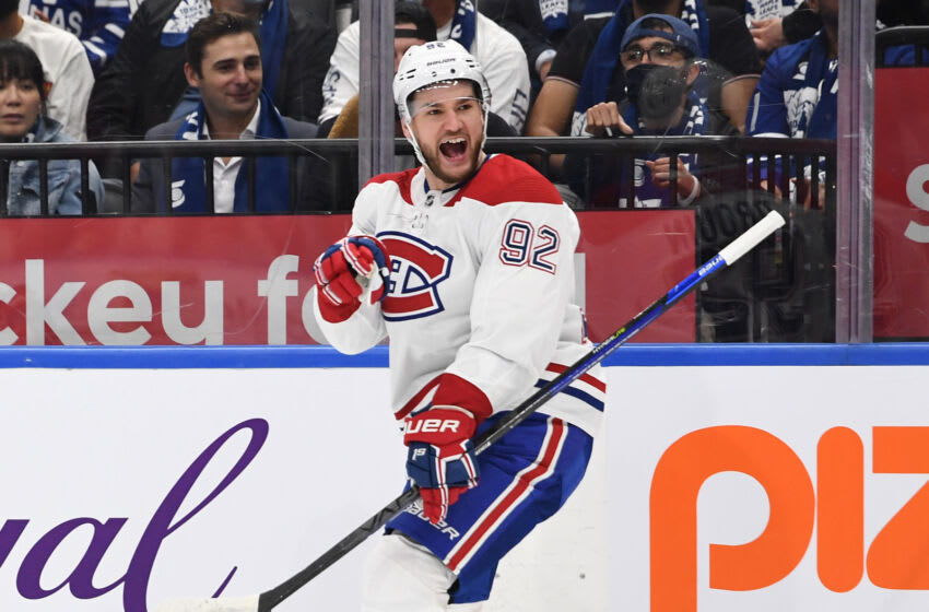 Montreal Canadiens Jonathan Drouin (92) Mandatory Credit: Dan Hamilton-USA TODAY Sports