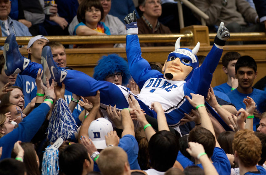Duke basketball (Photo by Peyton Williams/Getty Images)