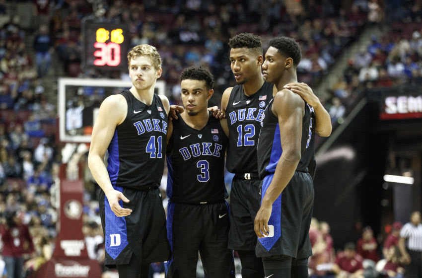 Duke basketball (Photo by Don Juan Moore/Getty Images)
