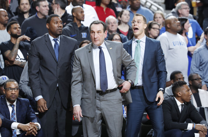 Duke basketball (Photo by Joe Robbins/Getty Images)