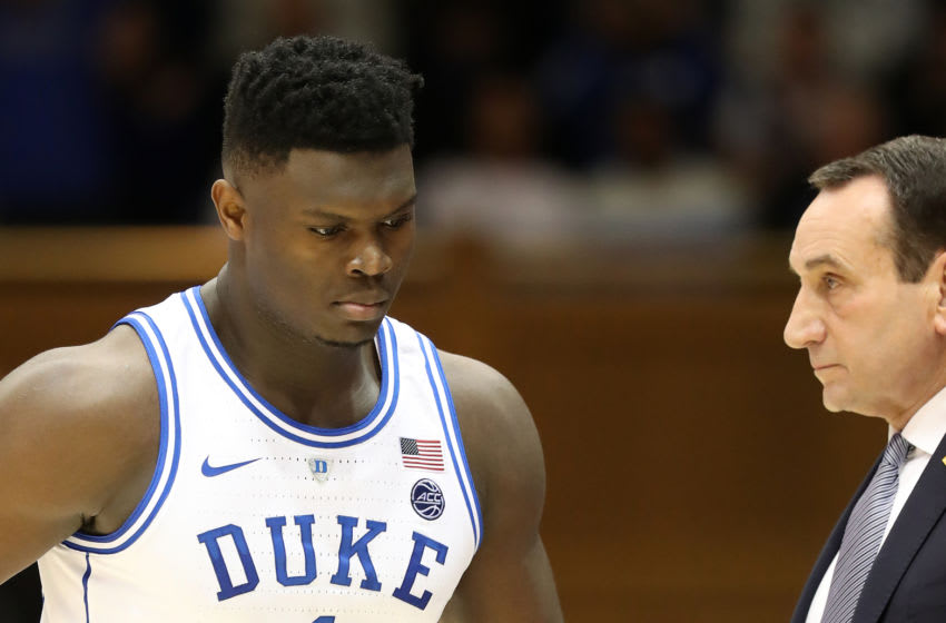 Duke basketball (Photo by Streeter Lecka/Getty Images)