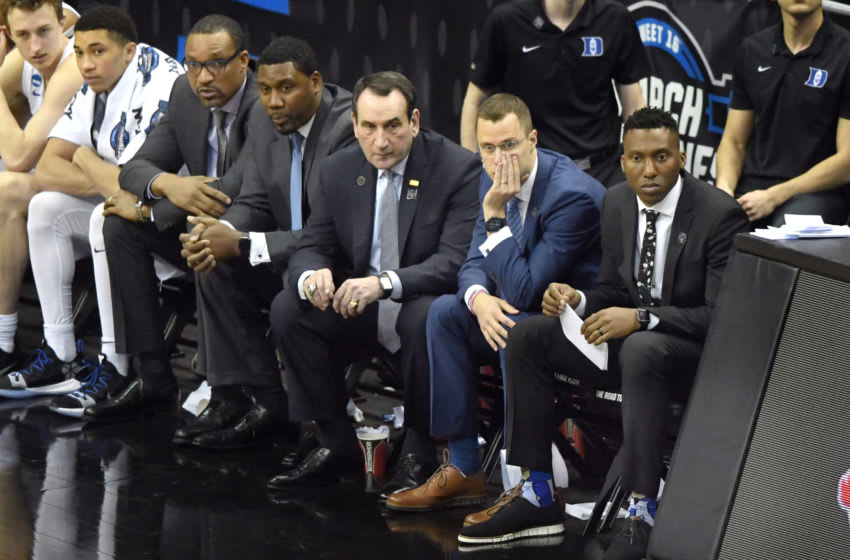 Duke basketball (Photo by Mitchell Layton/Getty Images)
