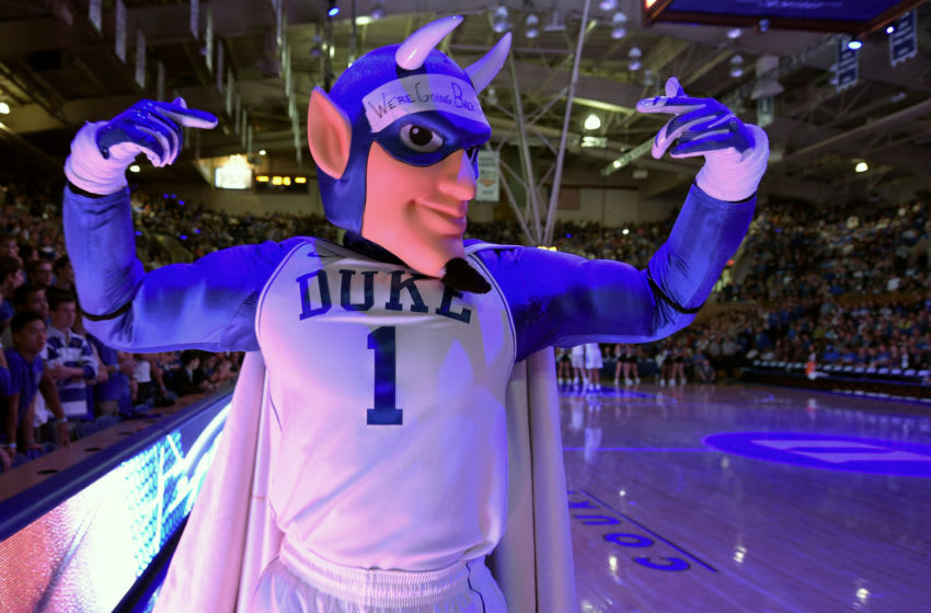 Duke basketball (Photo by Lance King/Getty Images)