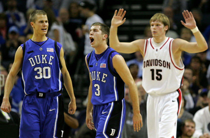 Former Duke basketball standout Greg Paulus (Photo by Streeter Lecka/Getty Images)