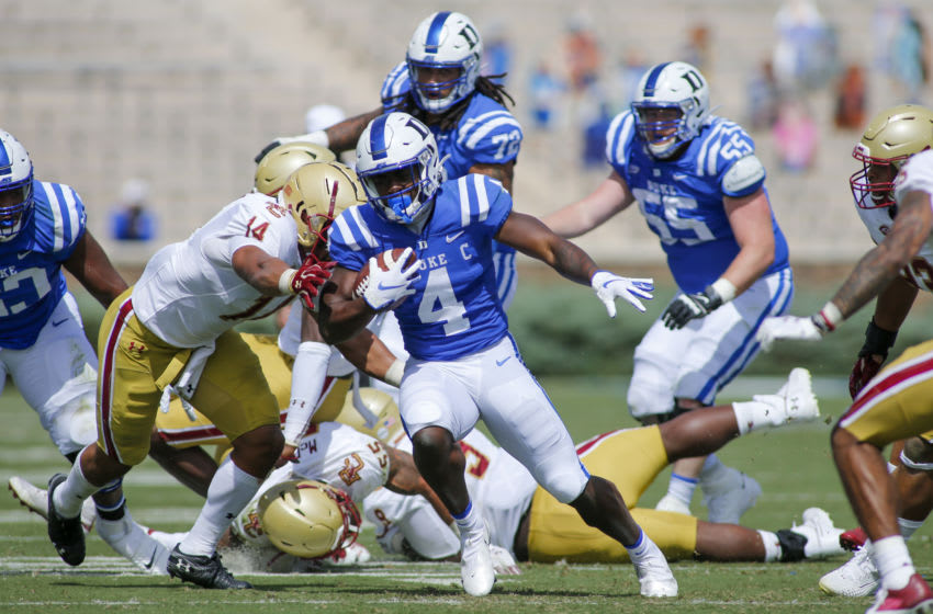 Duke football (Photo by Nell Redmond-Pool/Getty Images)