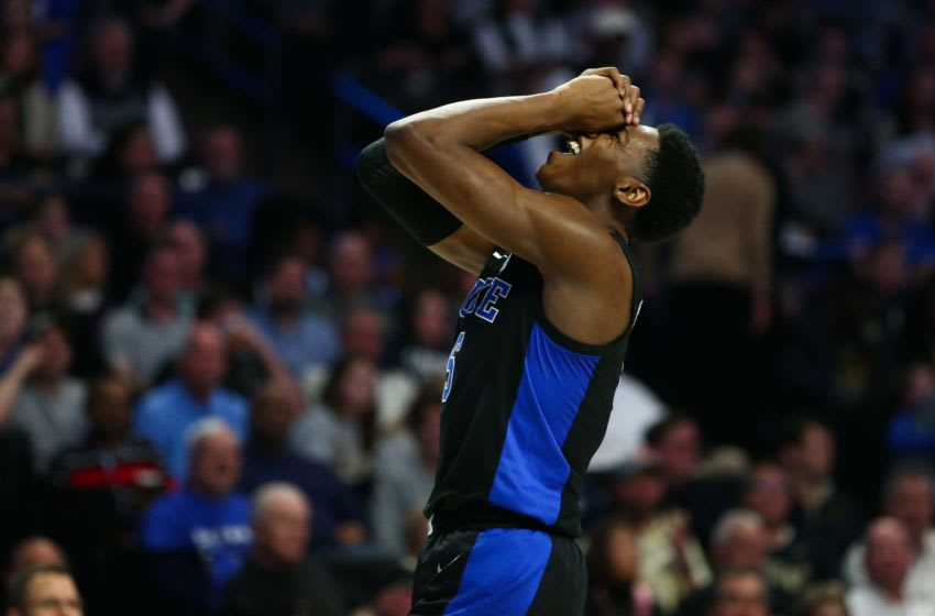 Duke basketball standout RJ Barrett (Jeremy Brevard-USA TODAY Sports)