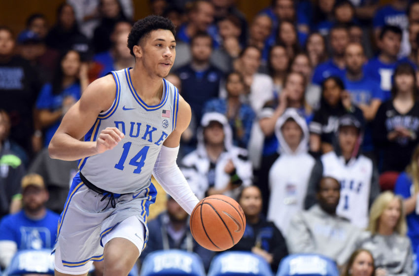 Duke basketball guard Jordan Goldwire (Rob Kinnan-USA TODAY Sports)
