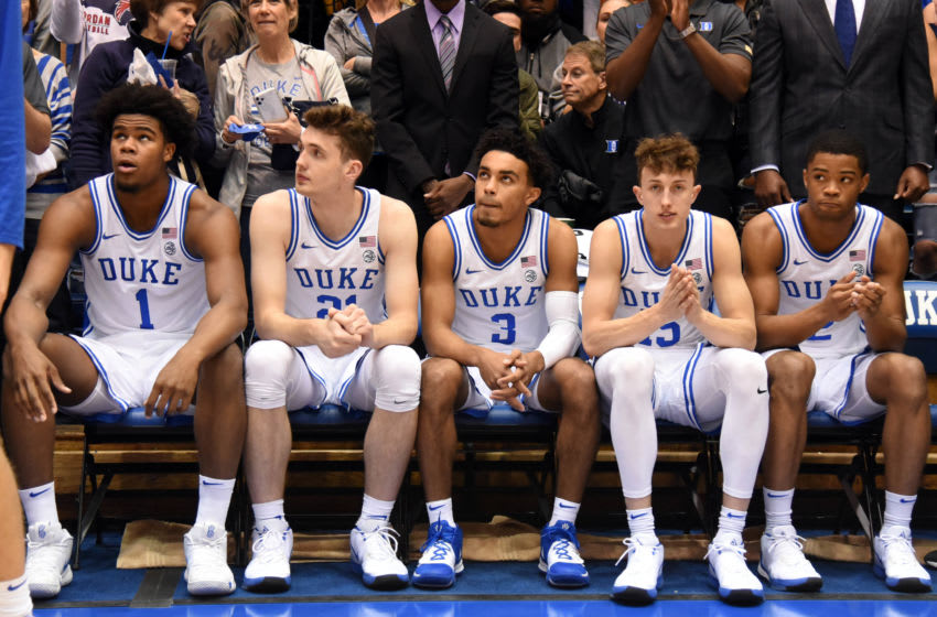 Duke basketball (Rob Kinnan-USA TODAY Sports)