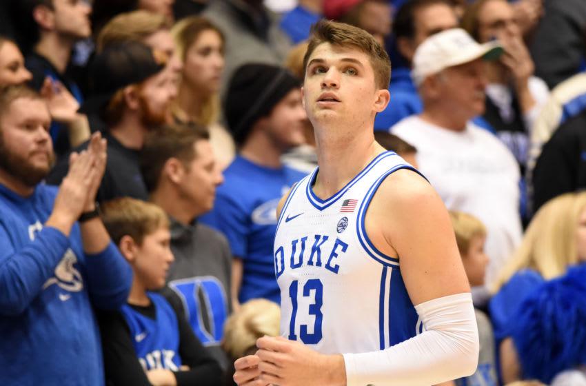 Duke basketball junior Joey Baker (Mandatory Credit: Rob Kinnan-USA TODAY Sports)
