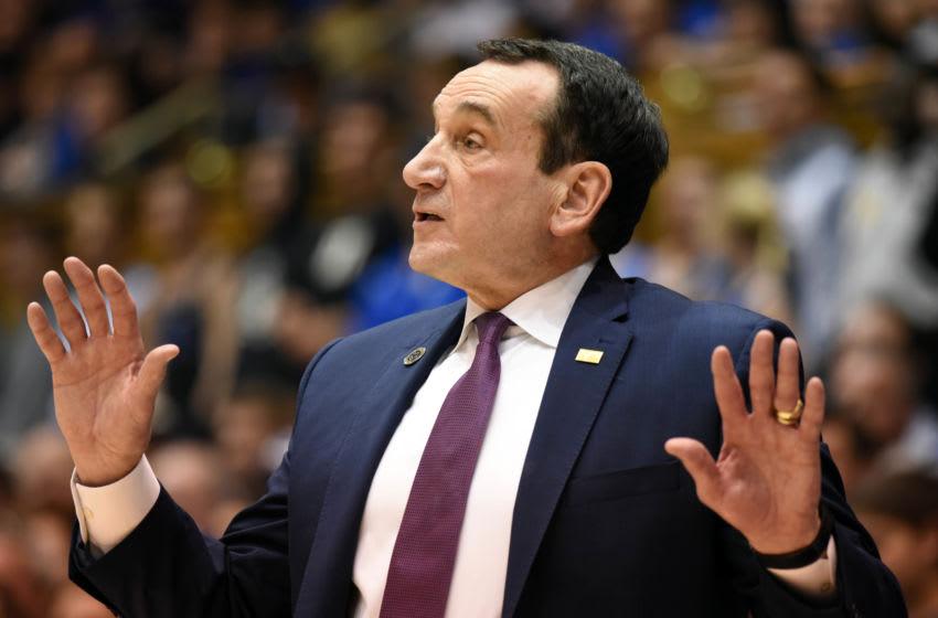 Duke basketball (Mandatory Credit: Rob Kinnan-USA TODAY Sports)
