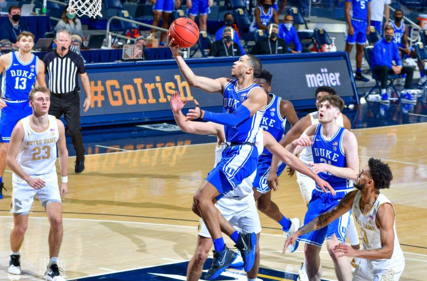 Duke basketball guard Jordan Goldwire (Matt Cashore-USA TODAY Sports)
