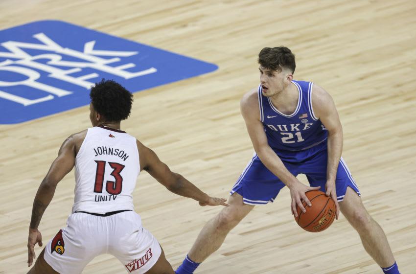 Duke basketball forward Matthew Hurt (Nell Redmond-USA TODAY Sports)