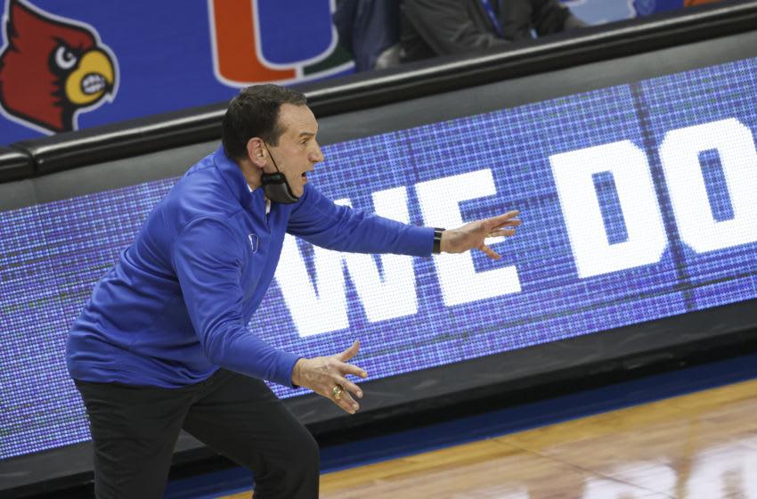Duke basketball (Nell Redmond-USA TODAY Sports)