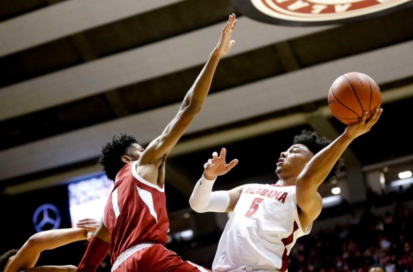 [Staff Photo/Gary Cosby Jr.] Sec Basketball Alabama Vs Arkansas