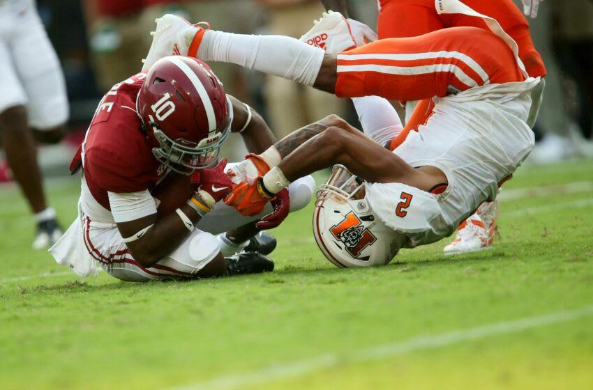 [Staff Photo/Gary Cosby Jr.] Alabama Vs Mercer