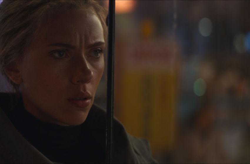 Marvel Studios' AVENGERS: ENDGAME..Black Widow/Natasha Romanoff (Scarlett Johansson)..Photo: Film Frame..©Marvel Studios 2019