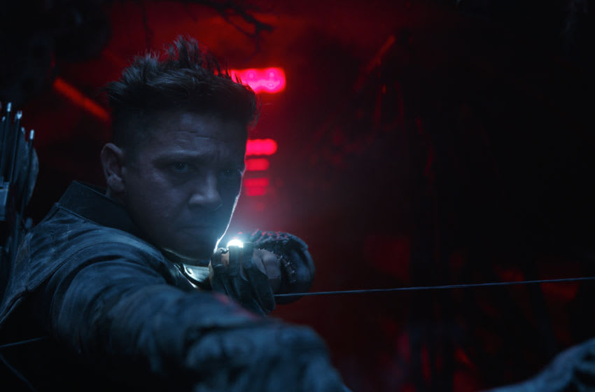 Marvel Studios' AVENGERS: ENDGAME..Hawkeye/Clint Barton (Jeremy Renner)..Photo: Film Frame..©Marvel Studios 2019