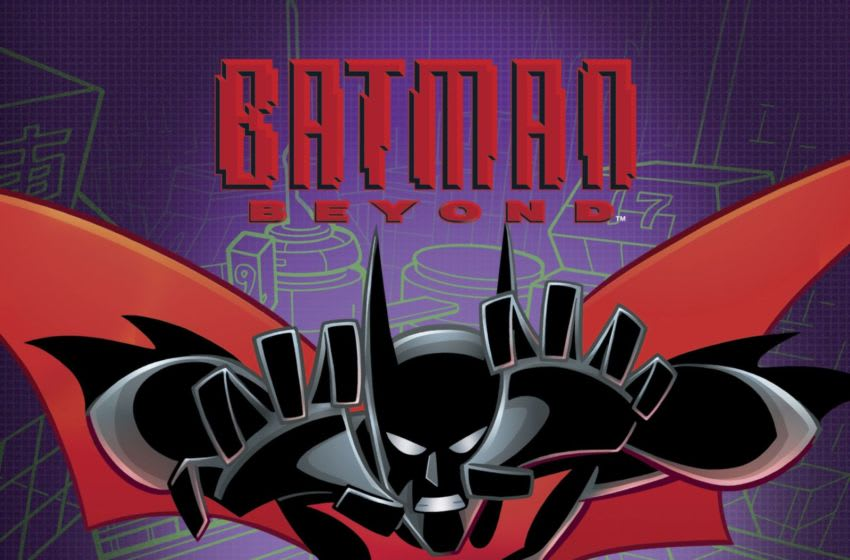 Photo: Batman Beyond.. Image Courtesy Warner Bros. / DC Universe