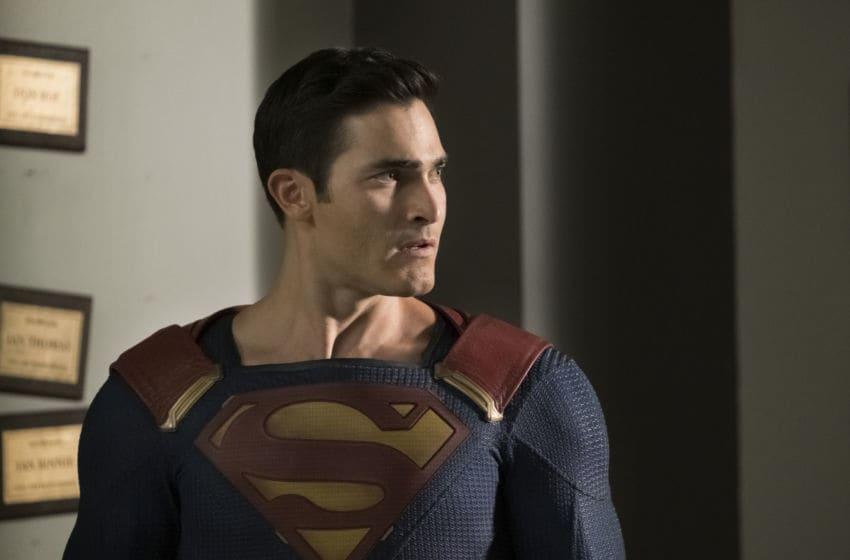 Tyler Hoechlin as Superman/Clark Kent in Batwoman --