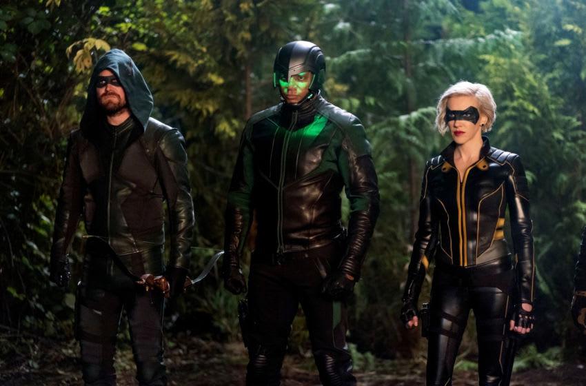 Arrow -- Photo: Colin Bentley/The CW