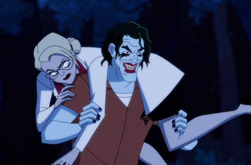 """Harley Quinn Season 2, Episode 6, """"All the Best Inmates Have Daddy Issues"""" Image Courtesy of Warner Bros. Television Distribution/DC Universe"""