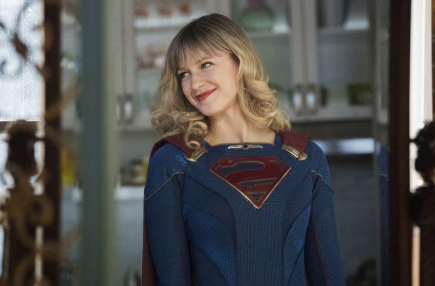 Melissa Benoist as Kara Danvers/Supergirl in Supergirl season 5, episode 19