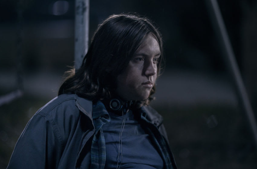 Hal Cumpston as Silas - The Walking Dead: World Beyond _ Season 1, Episode 8 - Photo Credit: Zach Dilgard/AMC