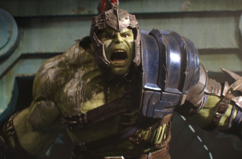 Marvel Studios' THOR: RAGNAROK..Hulk (Mark Ruffalo)..Ph: Teaser Film Frame..©Marvel Studios 2017