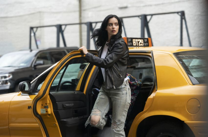 Photo: Marvel's Jessica Jones.. Image Courtesy Netflix