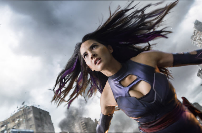 192_mk_1080_v1423.1197 – Psylocke (Olivia Munn) is a powerful telepath and trained ninja assassin. Photo Credit: Courtesy Twentieth Century Fox.