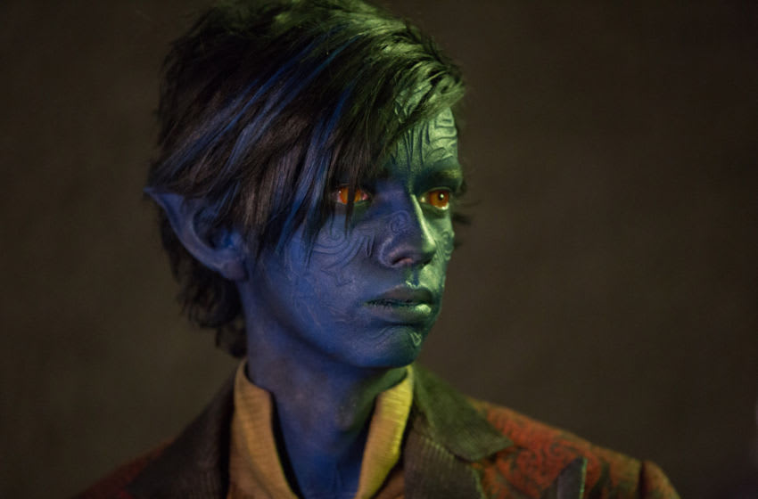 DF-04845 – Kodi Smit-McPhee as Kurt Wagner / Nightcrawler in X-MEN: APOCALYSPE. Photo Credit: Alan Markfield.