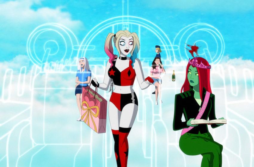 "Harley Quinn Season 2, Episode 9, ""Bachelorette"" Image Courtesy of Warner Bros. Television Distribution/DC Universe"