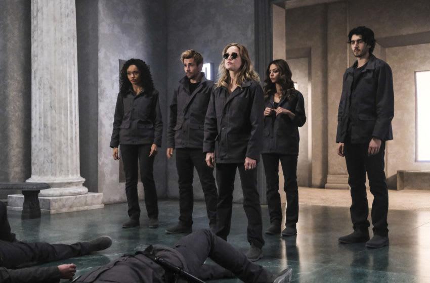Olivia Swan as Astra, Matt Ryan as Constantine, Caity Lotz as Sara Lance/White Canary, Tala Ashe as Zari and Shayan Sobhian as Behrad Taraz will be back in DC's Legends of Tomorrow Season 6