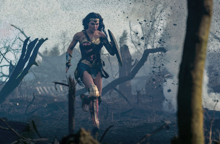 Wonder Woman. Image Courtesy Warner Bros. Entertainment, HBO Max