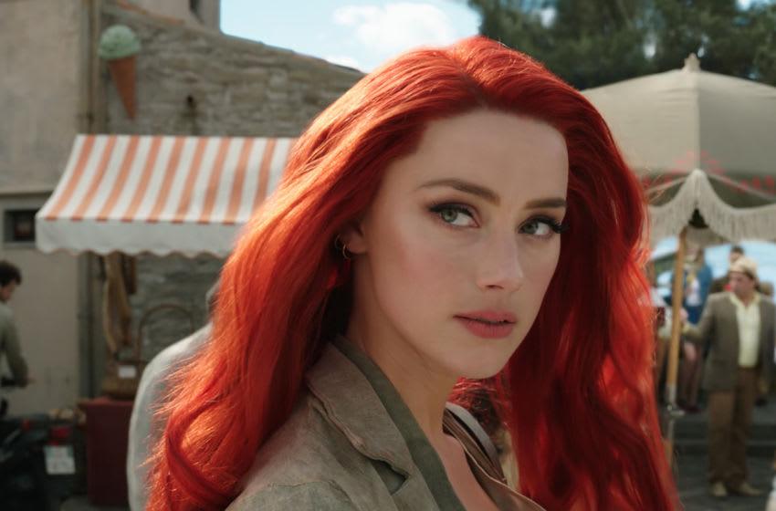 "AMBER HEARD as Mera in Warner Bros. Pictures' action adventure ""AQUAMAN,"" a Warner Bros. Pictures release."